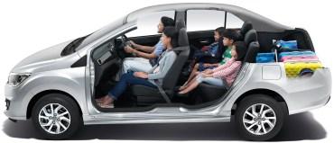 5-passenger Mode