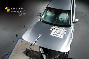Mazda CX-9 ANCAP 3