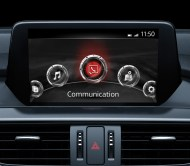 Mazda6 MZD Connect Touchscreen