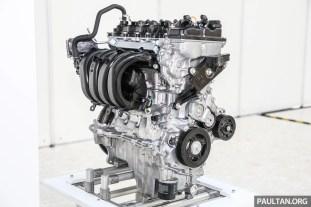 Perodua Bezza engines 10