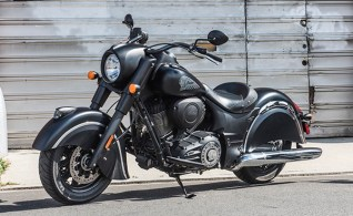 2017 Indian Motorcycles Chief Dark Horse