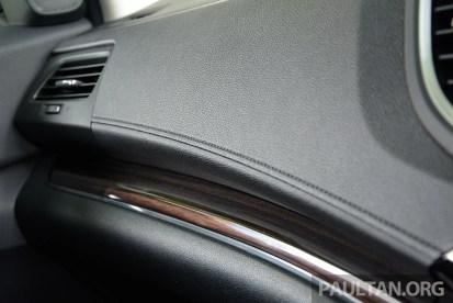 Honda CR-V Facelift Review 28