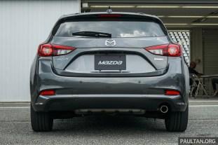 Mazda 3 Facelift 11