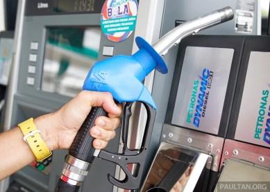 Petronas Dynamic Diesel Euro5 BM 011