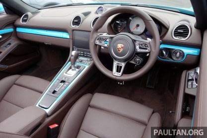 Porsche 718 Boxster S Sepang 08