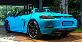 Porsche 781 Boxster Launch -13