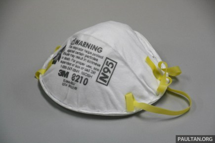 Riding Masks - N95-1