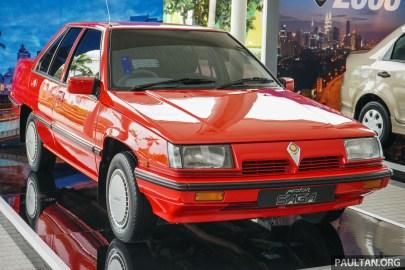 Image result for Proton Saga Original Model