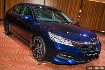 Honda Accord facelift 43