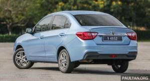 2016 Top Five Proton Saga 2