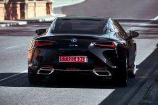 Lexus LC 500h 29