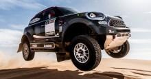 MINI Dakar Rally 2017 10