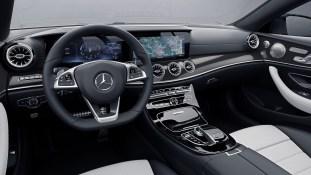 Mercedes-Benz E-Class Coupe Edition 1 3