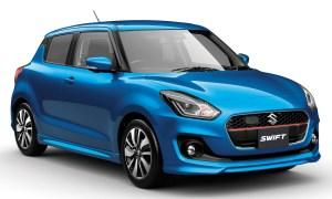 New Suzuki Swift launched 4