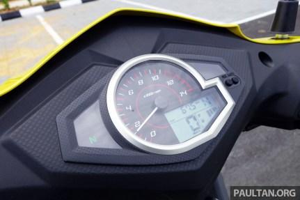 SYM Sport Rider 125i - 2