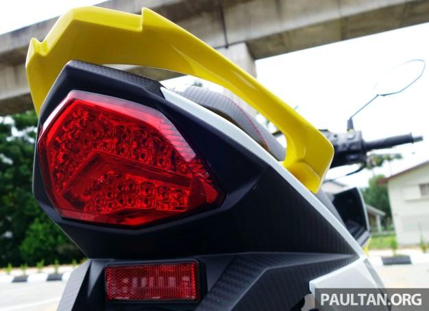 SYM Sport Rider 125i - 20