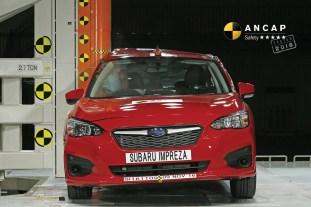 Subaru Impreza ANCAP 2