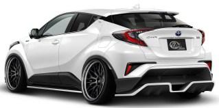 Toyota C-HR Kuhl Racing 2