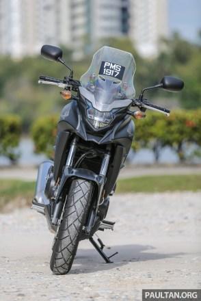2017 Honda CB500X review - 1