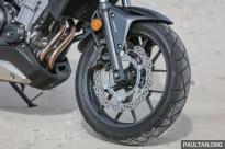 2017 Honda CB500X review - 3