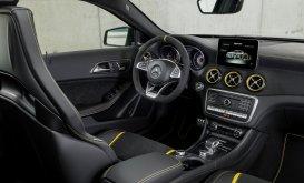Mercedes-Benz AMG GLA 45 4MATIC Yellow Night Edition, X156 (2017)