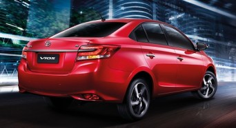 2017 Toyota Vios Thailand official 2