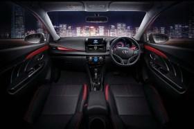 2017 Toyota Vios Thailand official 8