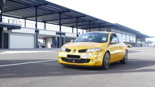 Renault Driving Experience 2017 track day 4