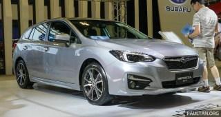 Subaru Impreza Singapore 2