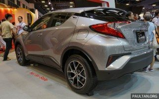 Toyota C-HR SG 2