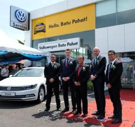 Volkswagen 3S Batu Pahat 1