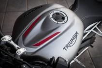 2017 Triumph Street Triple 765 RS media ride Detail - 39