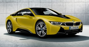 BMW i8 Protonic Frozen Yellow Edition 1