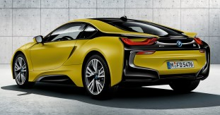 BMW i8 Protonic Frozen Yellow Edition 2