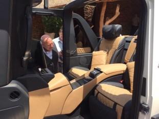 Mercedes-Maybach G650 Landaulet leaked 13