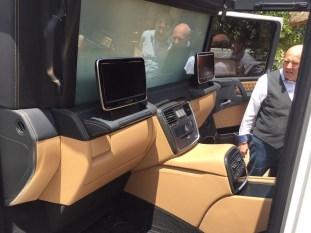 Mercedes-Maybach G650 Landaulet leaked 14