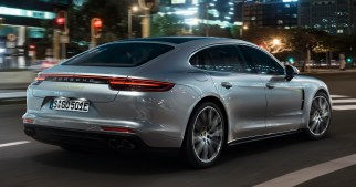 Panamera Turbo S E-Hybrid Executive 3