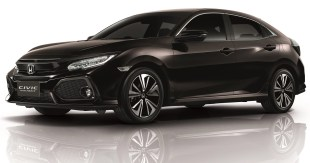2017 Honda Civic Hatchback Thailand 1
