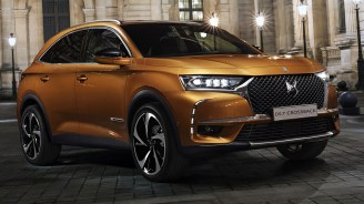 20170228 DS 7 CROSSBACK - in Paris