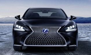 2018 Lexus LS 500h 3
