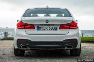 G30 BMW 5 Series 10