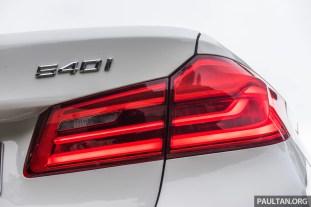 G30 BMW 5 Series 30
