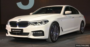 G30 BMW 5 Series Ext 1