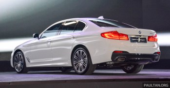 G30 BMW 5 Series Ext 2