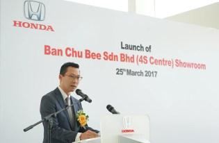 Honda 4S Kelantan launch 11
