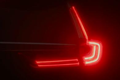 Honda CR-V Thailand teaser 2