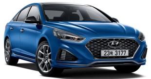 Hyundai Sonata facelift 4