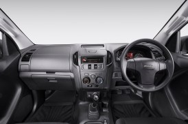 Isuzu D-Max 3.0L Single Cab launched 4