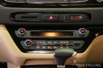 Kia Grand Carnival EX launch -11
