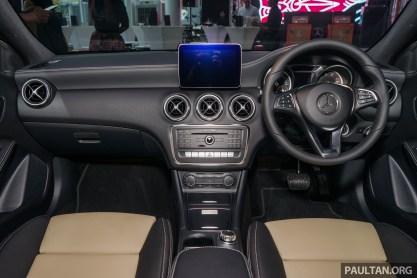 Mercedes-Benz A 200 Activity Edition 22